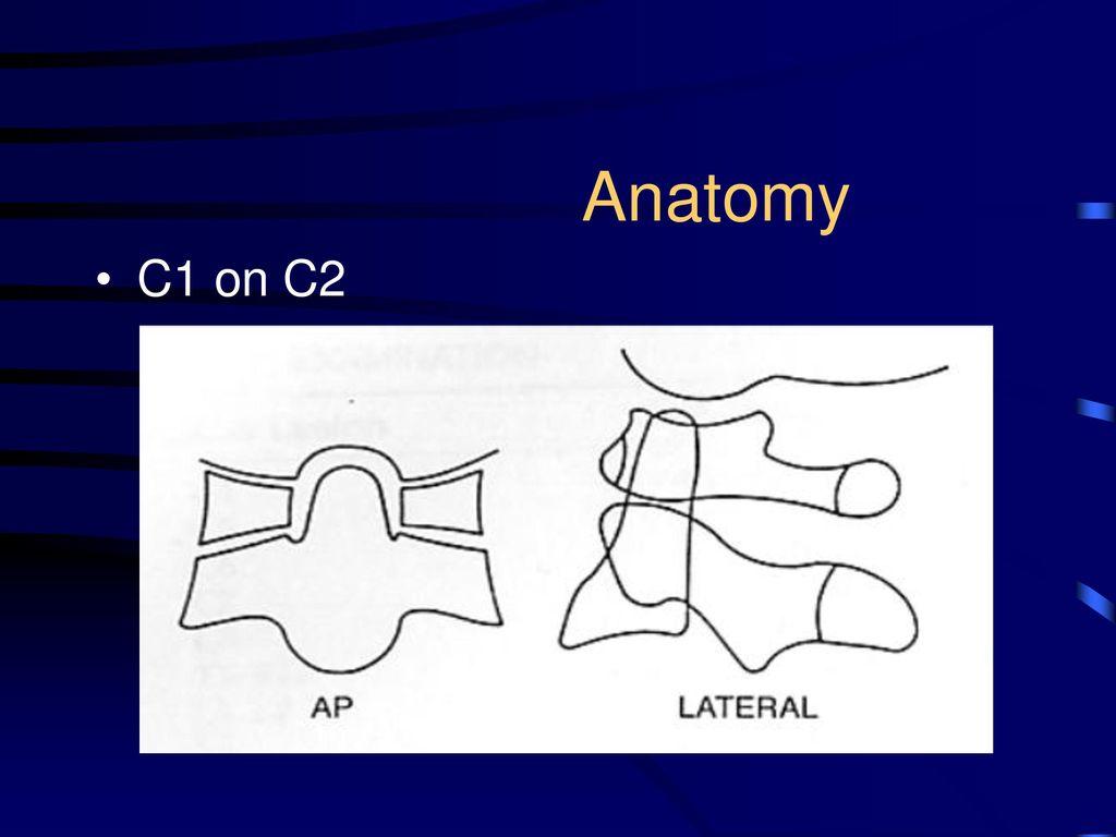 Cervical Spine Assessment - ppt download