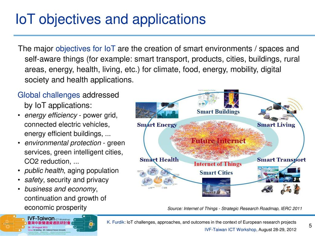 IoT challenges, approaches, and outcomes in the context of - ppt