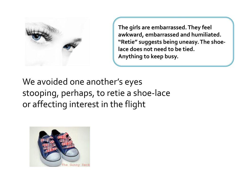 the shoelace poem analysis