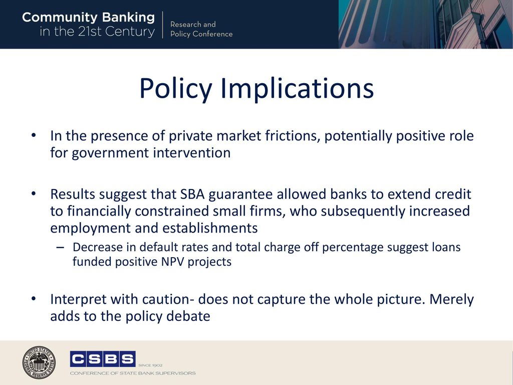 Financial Crises Financial Constraints And Government Intervention Ppt Download