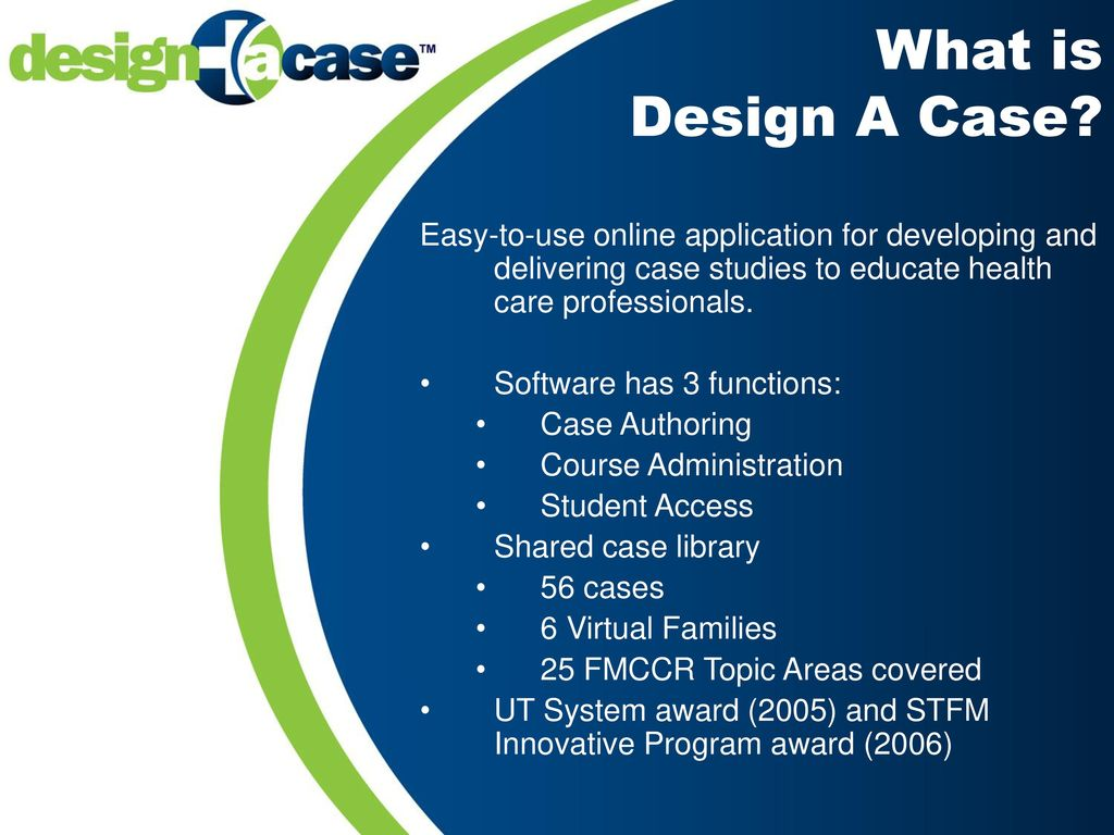 Design A Case A Solution For Collaboration - ppt download