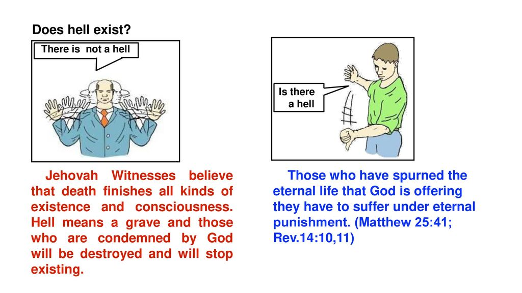 BIBLE AND JEHOVAH WITNESSES Illustrations and text: Allan