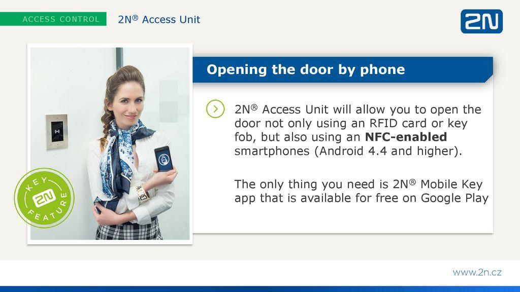2N® Access Unit  - ppt download