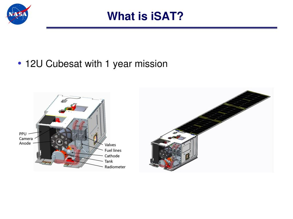 Integrated Thermal Analysis of the Iodine Satellite (iSAT