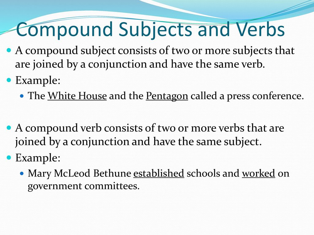 The Functions of Subjects, Predicates, and Complements - ppt download