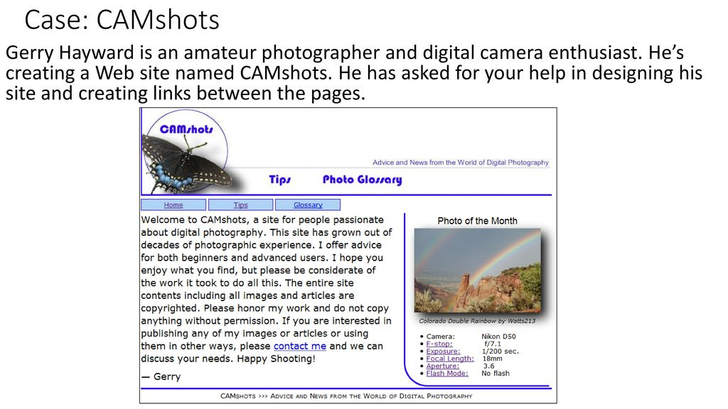 Mine photography site for amateur you