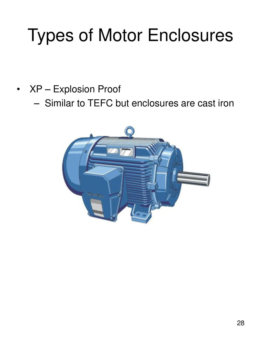 AC Motors AC motors convert AC electrical energy to Mechanical ...