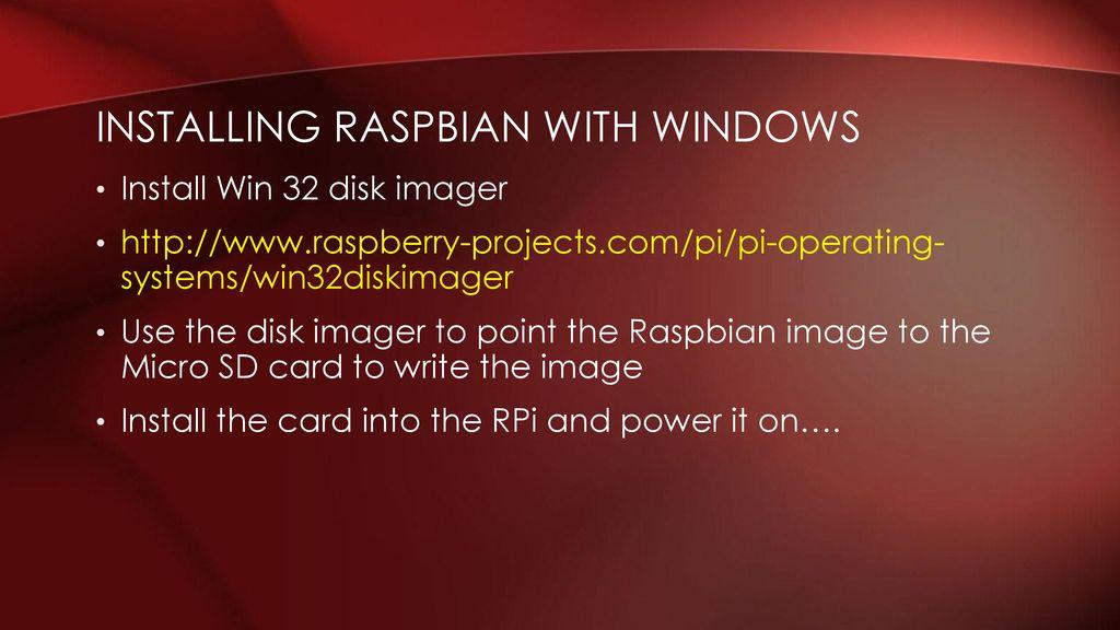 A microcontroller Raspberry Pi 2 Model B V1 1 RPi - ppt download