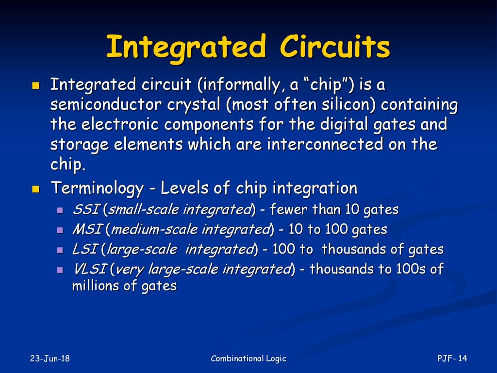 Ee2174 Digital Logic And Lab Ppt Download Small Scale Integrated Ssi Circuits 14