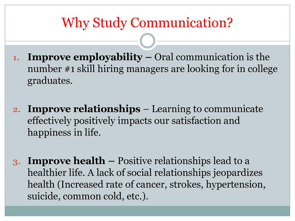 Foundations of Human Communication - ppt download