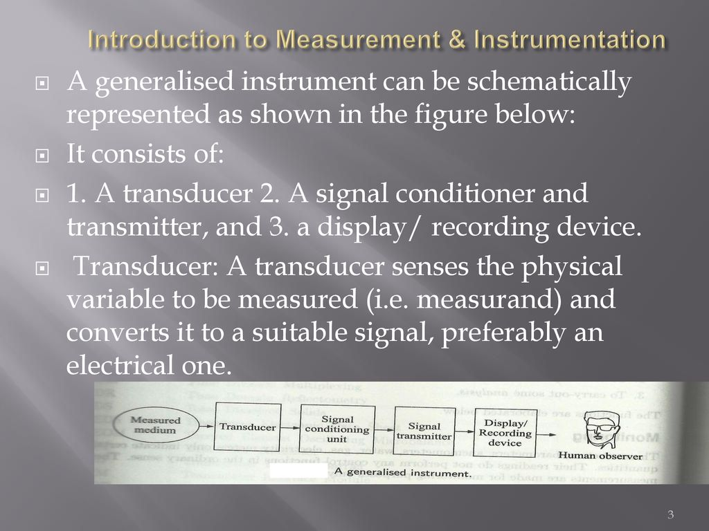 Introduction To Measurement Instrumentation Ppt Download Barometer Signal Conditioner