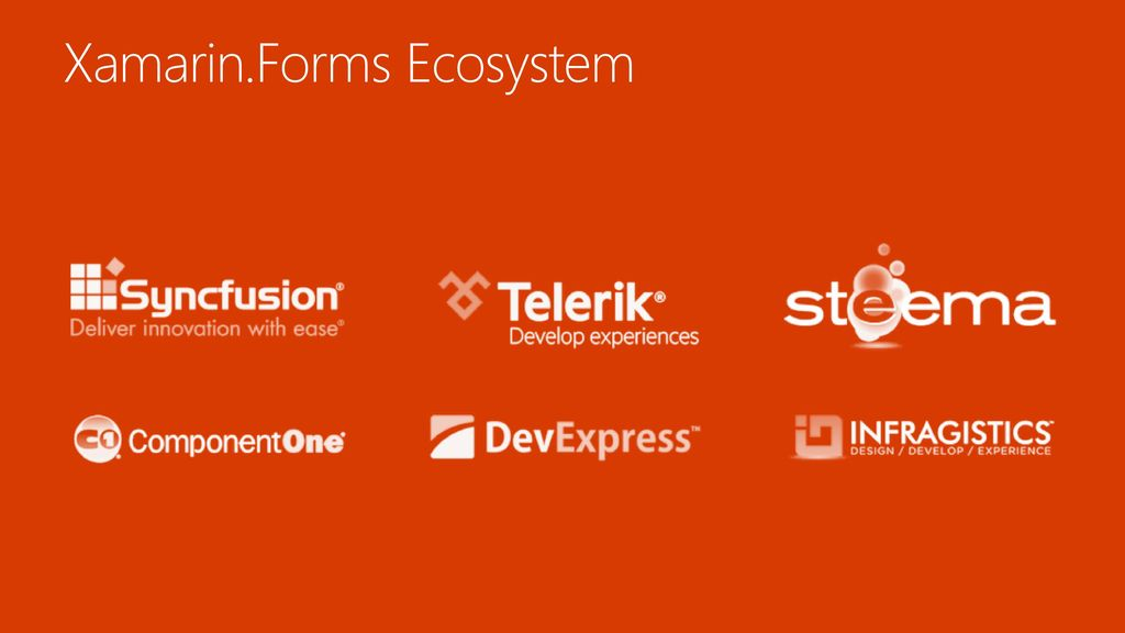 Rapid Mobile App Development with Xamarin Forms - ppt download