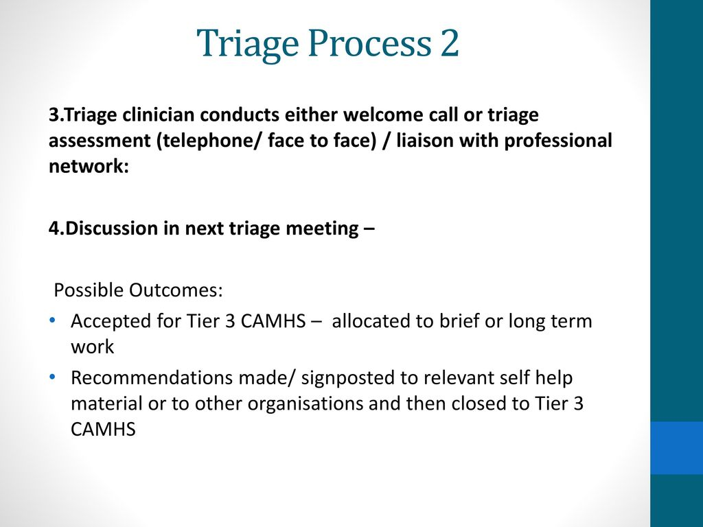 Tower Hamlets Front Door/ Triage Team - ppt download