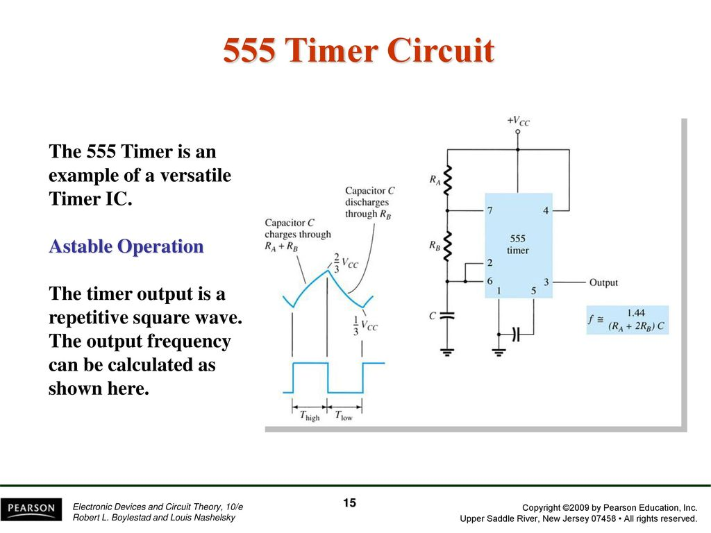 Chapter 13 Linear Digital Ics Ppt Download 555 Timer Ic Circuits Pdf 15