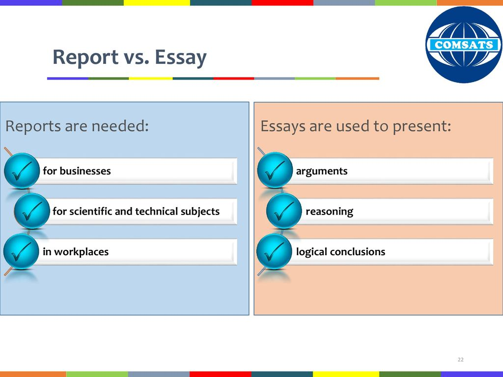 Essay In English For Students  English Essays For Students also English Learning Essay Hum  Report Writing Skills  Ppt Download Good Health Essay