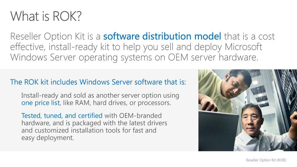 Reseller Option Kit (ROK) - ppt download