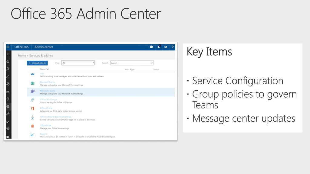 Technical Guidance for Microsoft Teams - ppt download