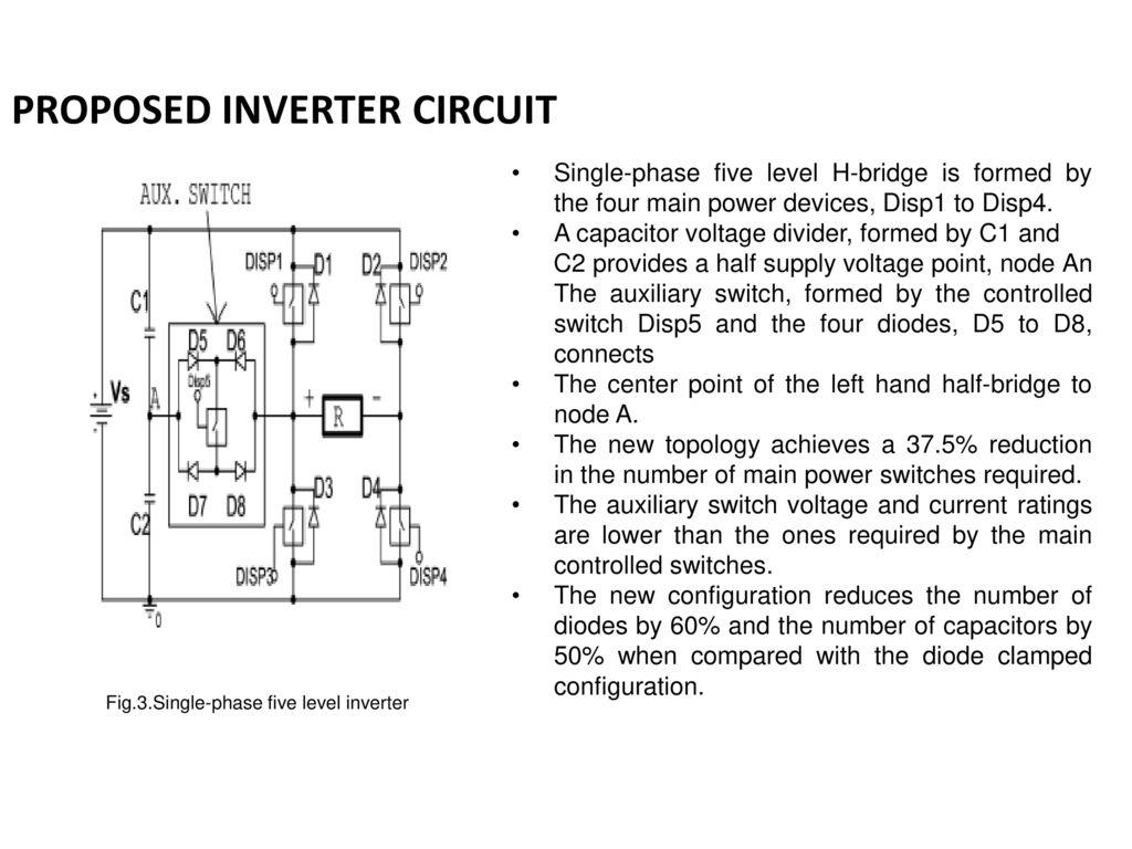 Mkarthik 10f41d4307 Under The Esteemed Guidance Of Ppt Download H Bridge Inverter Circuit Diagram Proposed