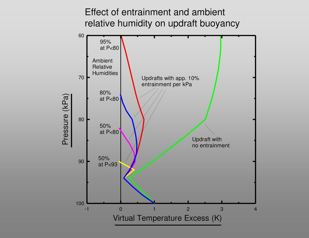 Hello My Name Is Louis Michaud Ppt Download Buoyancy Diagram Generator Sketch 28 Effect Of Entrainment And Ambient Relative Humidity On Updraft