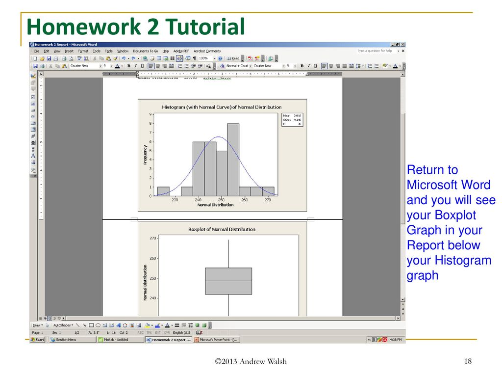 Lecture 2: Homework 2 Tutorial - ppt download
