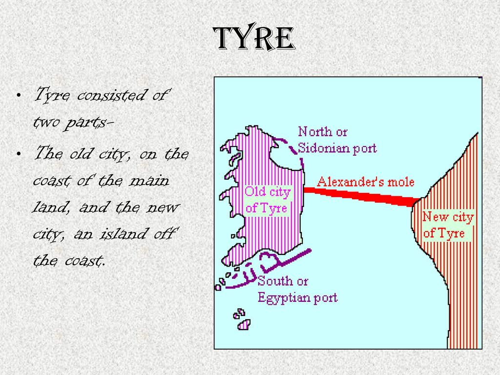 Siege of Tyre! 332BC  - ppt download