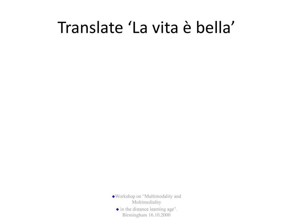 Multimodal Transcription Phasal Analysis Ppt Download