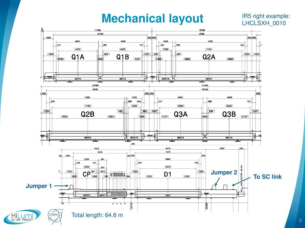 Status Of Cryostat Integration And Conceptual Design Ppt Download Piping Layout Concepts Mechanical Ir5 Right Example Lhclsxh 0010 Jumper 2 To Sc Link