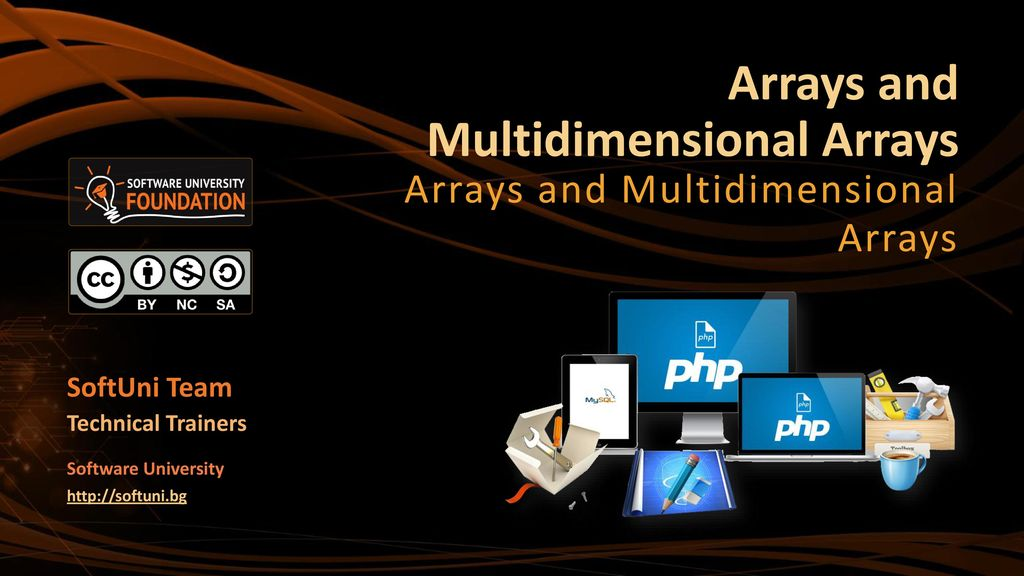 Arrays and Multidimensional Arrays - ppt download
