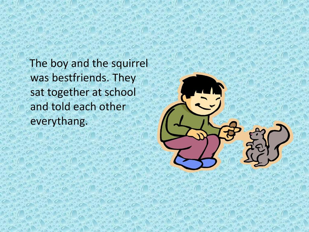 my little squirrel by: group 3 cliparts by microsoft. - ppt download