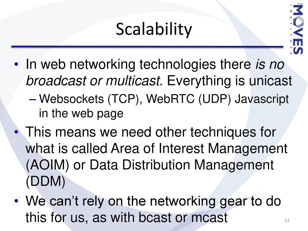 Simulation as a Service, Scalability, and Network