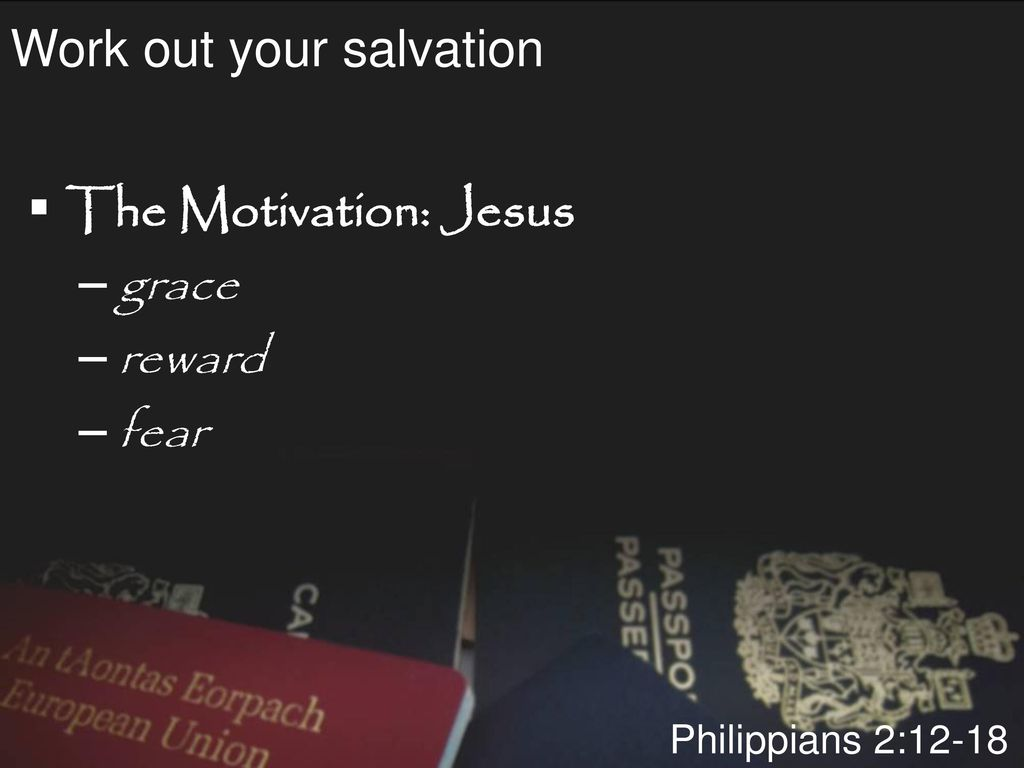 Work out your salvation ppt download work out your salvation thecheapjerseys Gallery