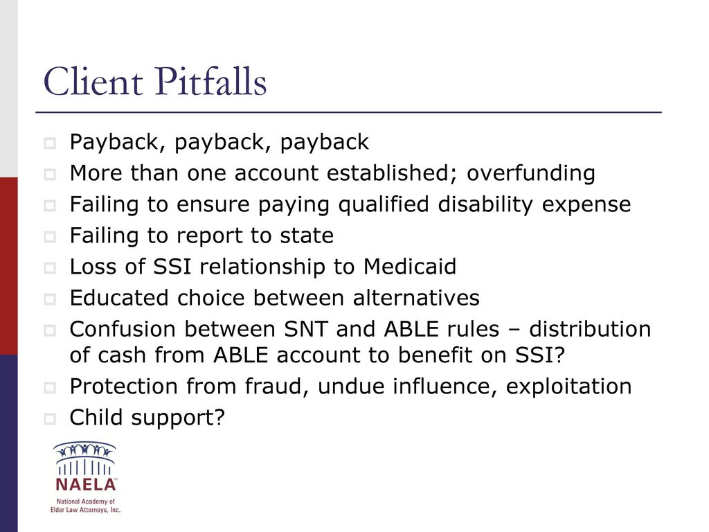 Able Accounts Offer New Choice For >> Understanding The Able Act Ppt Download