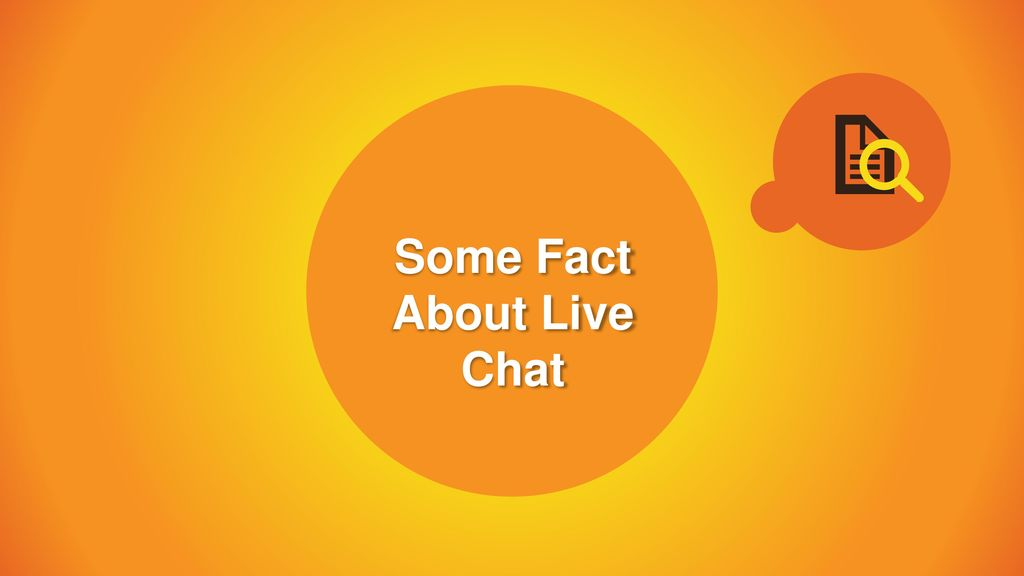 Some Fact About Live Chat