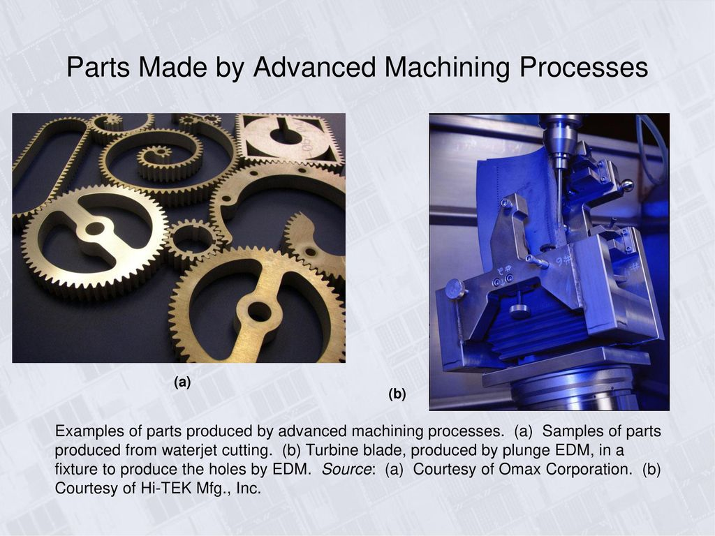 Advanced Machining Processes - ppt download