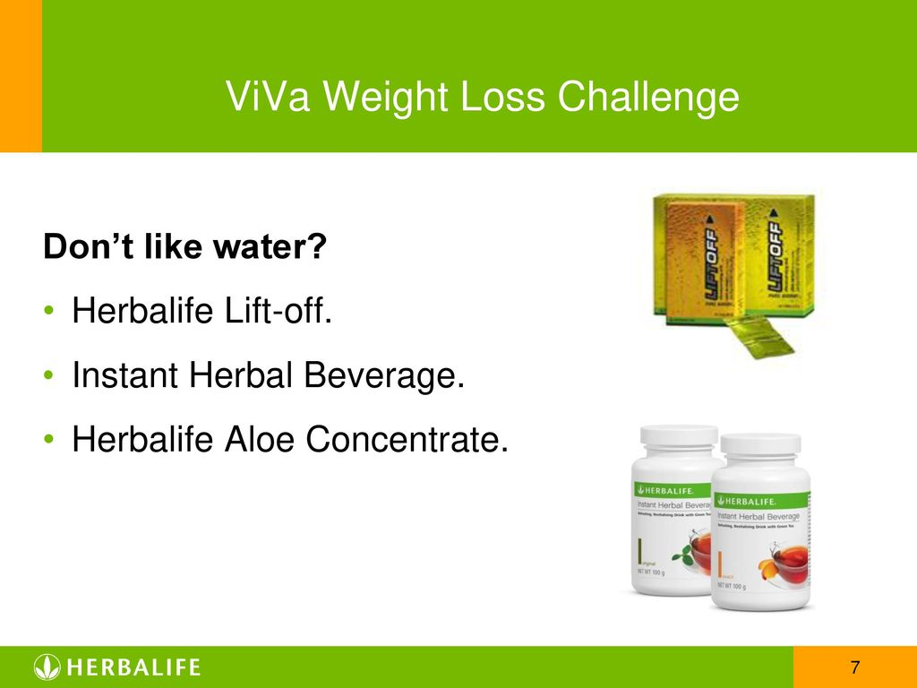 Viva Weight Loss Challenge Ppt Download