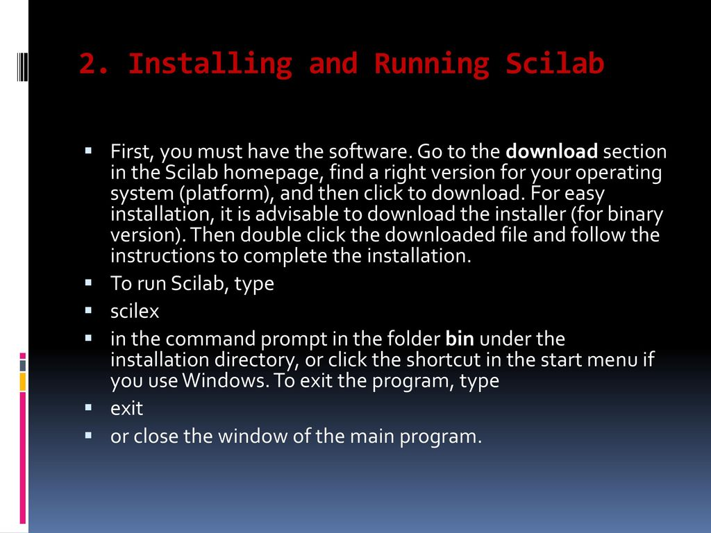 SCILAB and SCICOS- Emerging Open Source Alternative to