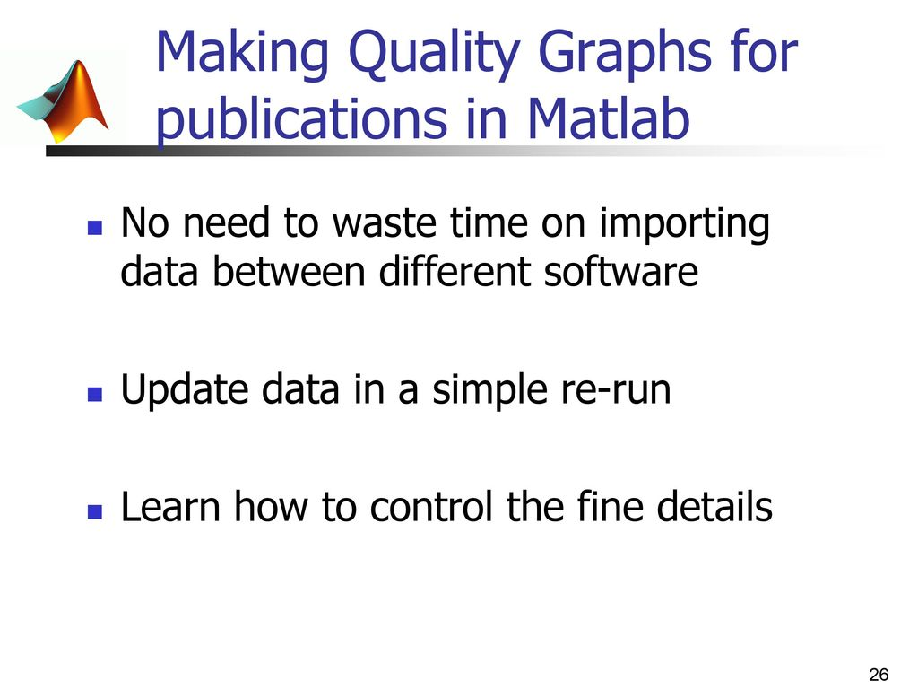 Introduction to Matlab & Data Analysis - ppt download