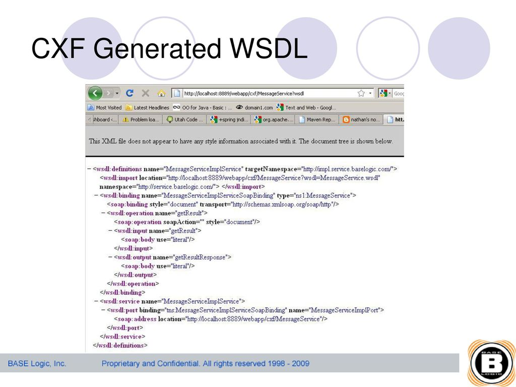 Maven Download Wsdl