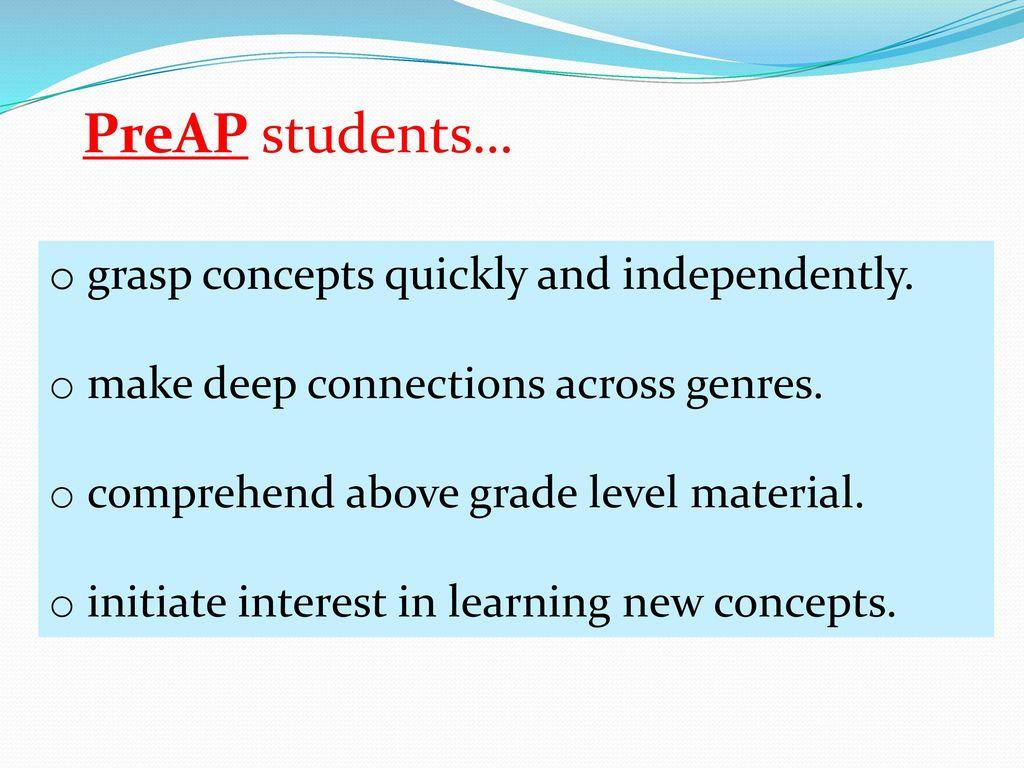 6th Grade Ela Presentation Ppt Download