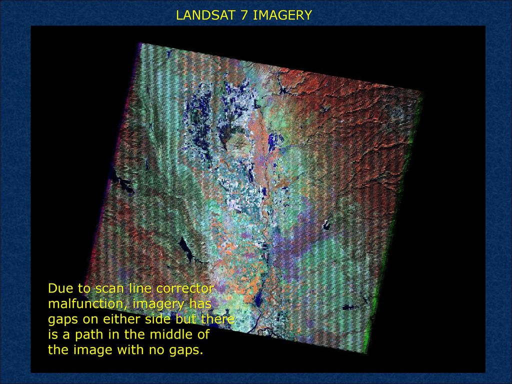A PYTHON SCRIPT TO PAN-SHARPEN IMAGERY - ppt download