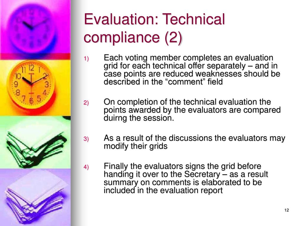 PRAG service – Evaluation Process - ppt download