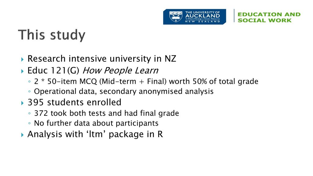 MCQ testing in higher education: Yes, there are bad items and