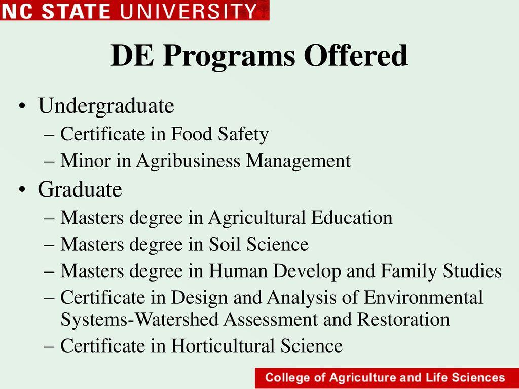 Distance Education Programs Ppt Download
