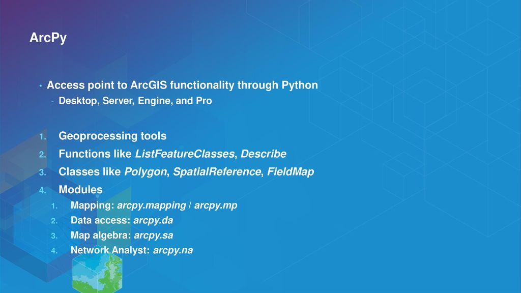 PYTHON: AN INTRODUCTION - ppt download