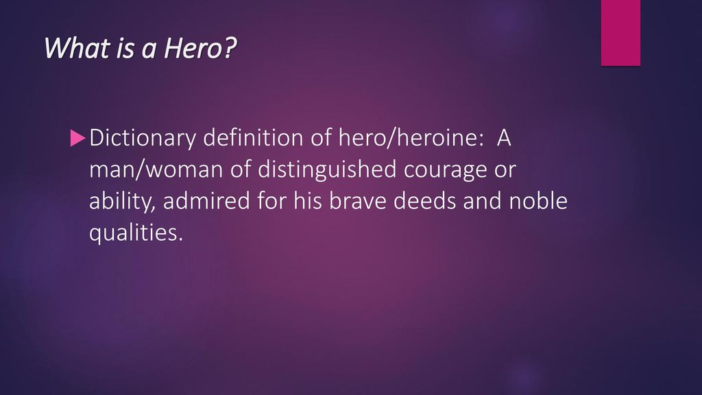 brave deeds definition