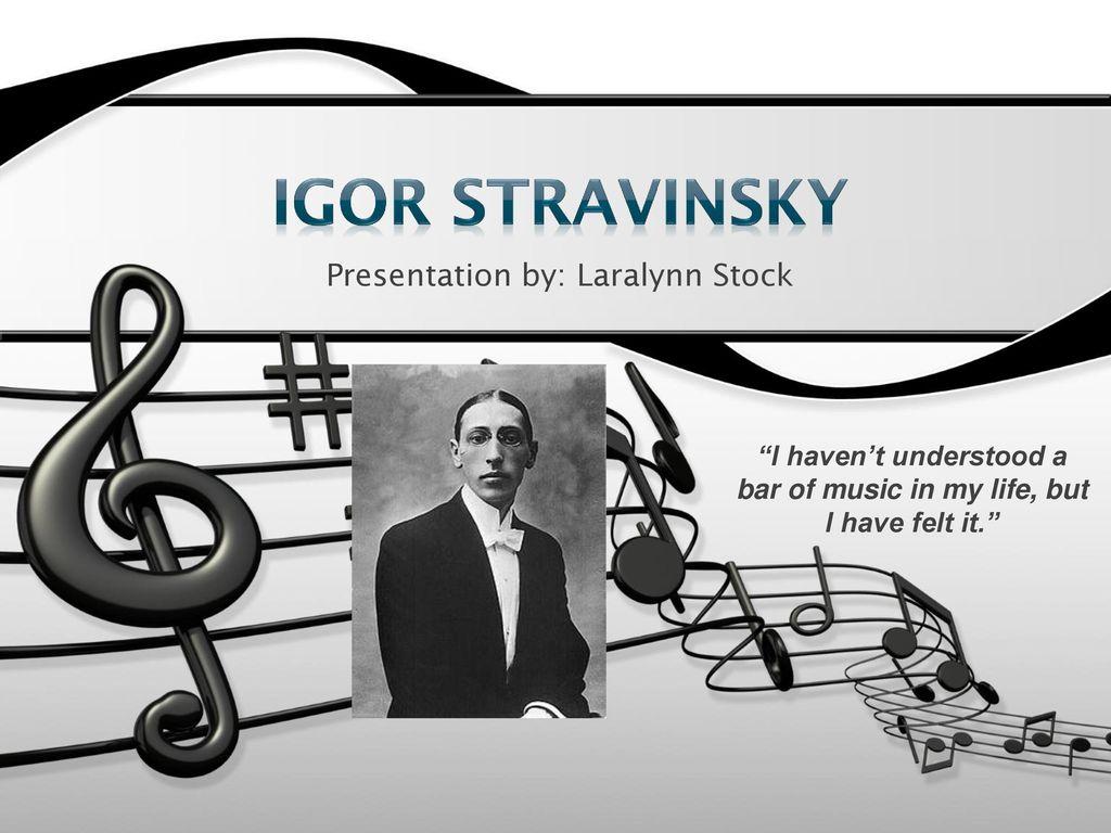 Presentation By Laralynn Stock Ppt Download