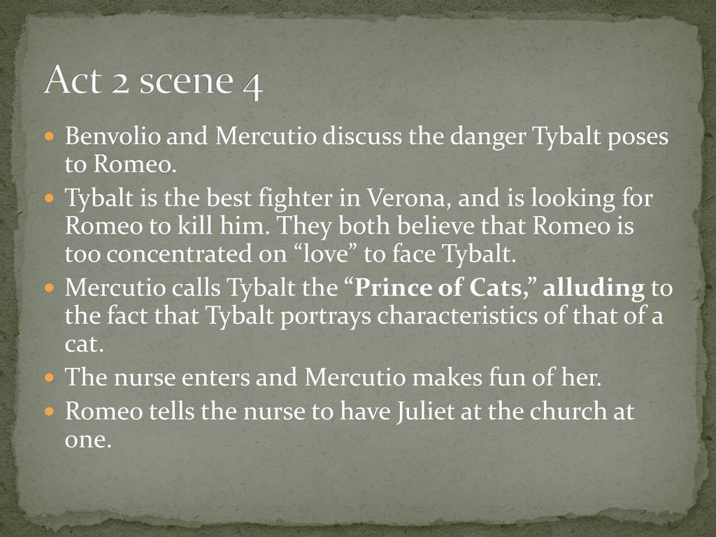 characteristics of benvolio
