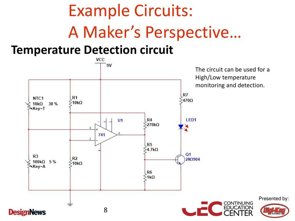 Prototyping Home Automation Concepts Ppt Download High Temperature Detector Circuit Diagram Example Circuits A Makers Perspective