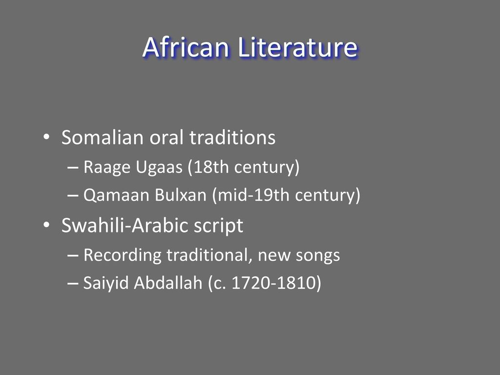 African Art in the Modern Era - ppt download