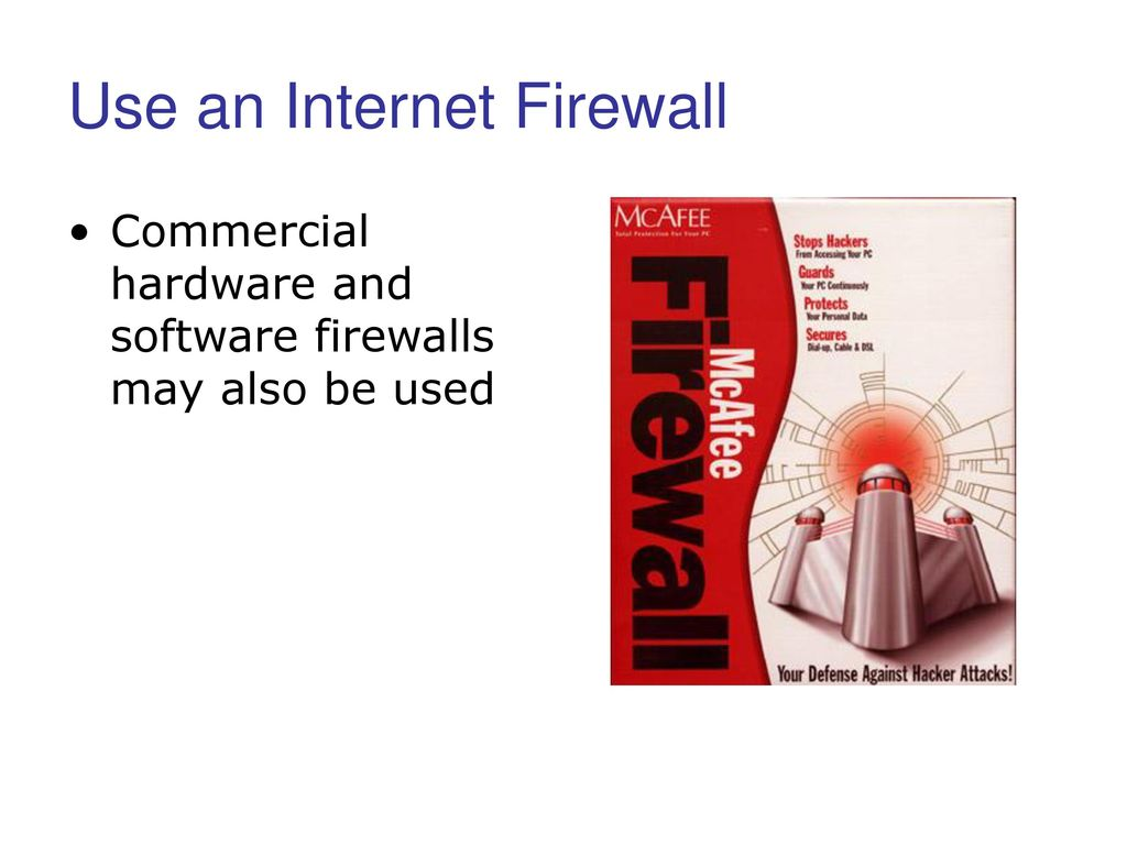 Introduction Viruses Bombs Worms Types Of Ppt Download Anti Virus Mcafee Internet Security 3 Tahun 1 User Use An Firewall